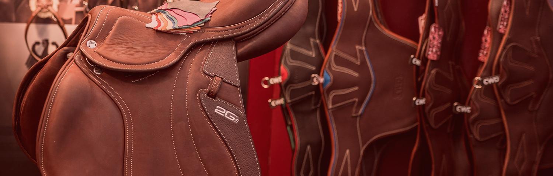 CWD demo saddles